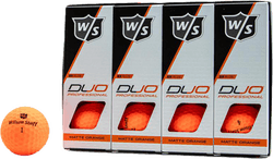 Duo Pro 12-Ball Orange