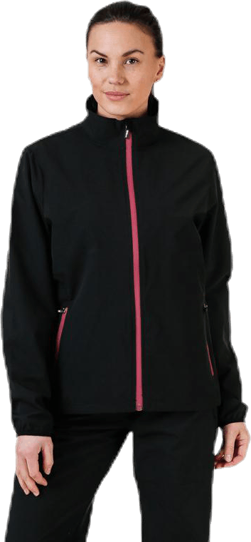 Performance Rain Jacket Black