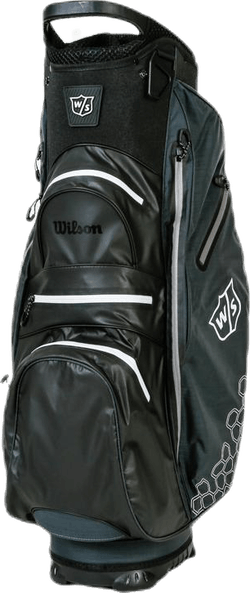 W/S Dry Tech II Cart Bag Black