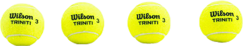 Triniti 4 Ball Yellow