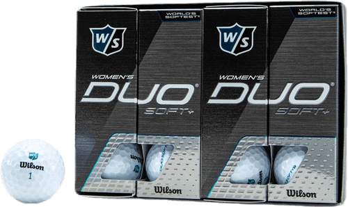 Duo Soft + White 12-Ball W White