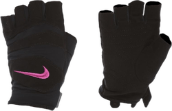 Womens Vent Tech Training Gloves Pink/Black