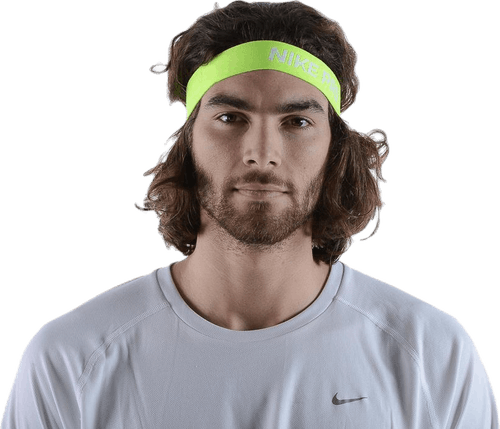 Pro Headband White/Green