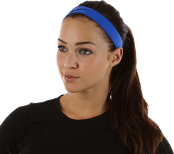 Pro Swoosh Headband Blue/Black