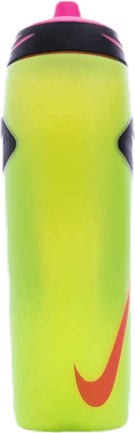 Hyperfuel Water Bottle 32 Pink/Black/Green