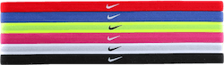 Swoosh Sport Headbands 6pk 2.0 Blue/Red
