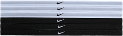 Swoosh Sport Headbands 6pk 2.0 White/Black