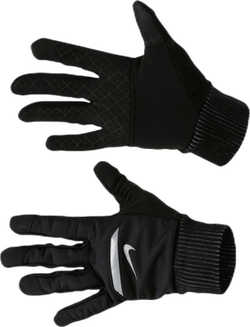 Shield Running Gloves Black/Grey