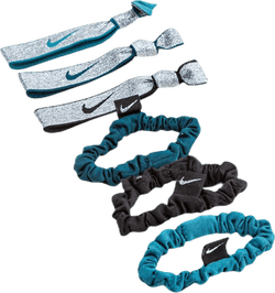 Novelty Elastic 6-Pack Turquoise/Black