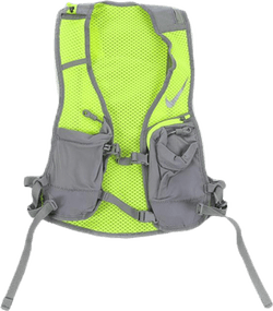 Hydration Race Vest Silver/Yellow
