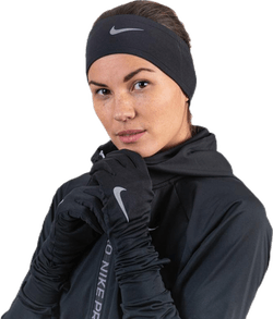 Run Dry Headband And Glove Set Black/Grey