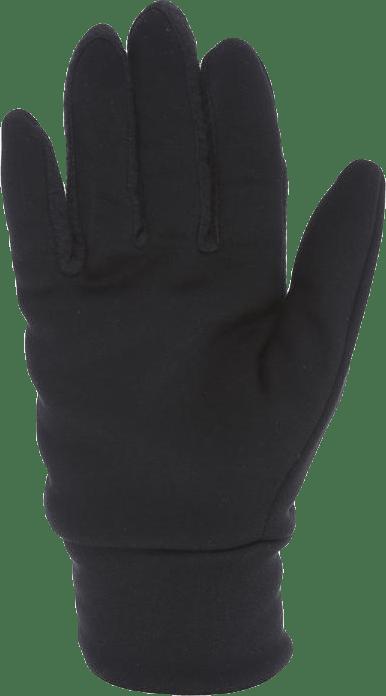 Run Thermal Hat and Glove Set Black/Grey