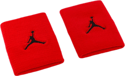 Jordan Jumpman Wristbands Black/Red