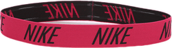 Logo Headband Black/Red