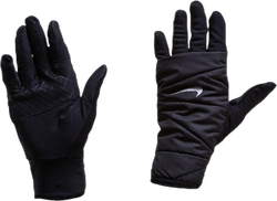 Quilted Run Gloves 2.0 Black