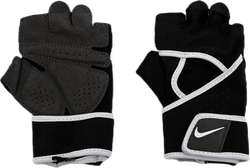 Gym Premium Fitness Gloves White/Black