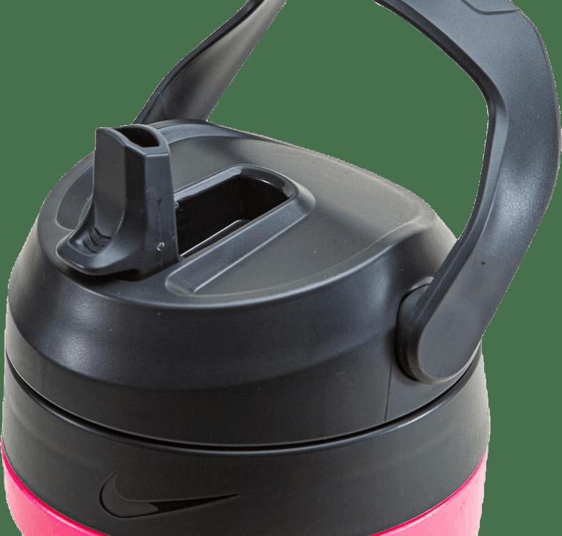 Fuel Jug 64 oz Pink/White