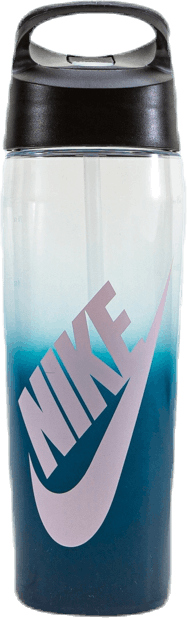 Hypercharge Straw Bottle Graphic 24 OZ Blue