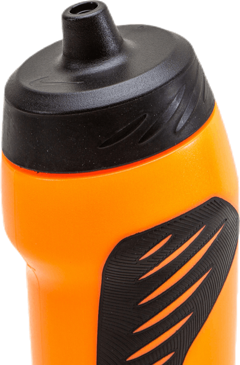 Hyperfuel Water Bottle 24oz Orange/Black