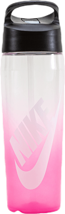 Hypercharge Straw Bottle Graphic 24 OZ Pink