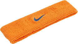 Swoosh Headband Orange