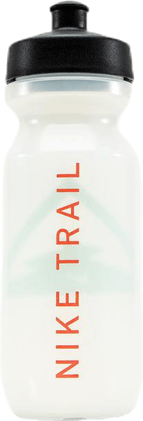 Trail Big Mouth Graphic Bottle Patterned/White/Black