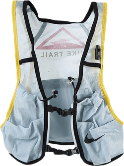 M's Running Trail Vest Patterned/Grey