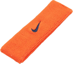 Swoosh Headband Orange/Blue