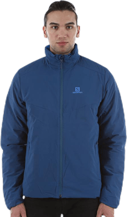 Drifter Jacket M Blue