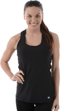 Heatgear Armour Tank Black