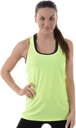 Heatgear Armour Tank Yellow