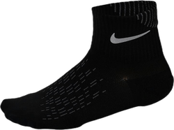Elite Cushioned Ankle  Black