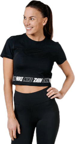 Sport Don't Rest Top SS Black