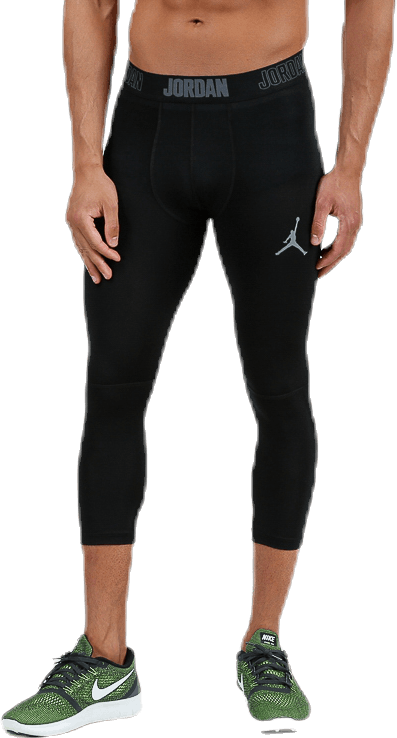 23 Alpha Dry 3/4 Tight Black/Dark Grey