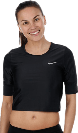 Running Division SS Top Black