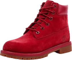 6 Inch Premium WP Boot Red