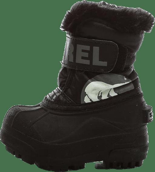 Toddler Snow Commander Black