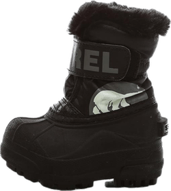 Toddler Snow Commander Black