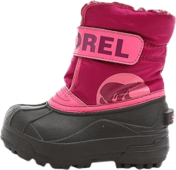 Childrens Snow Commander Pink/Black