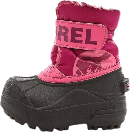 Toddler Snow Commander Pink