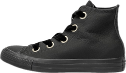 Chuck Taylor All Star Hi Big Eyelets Black
