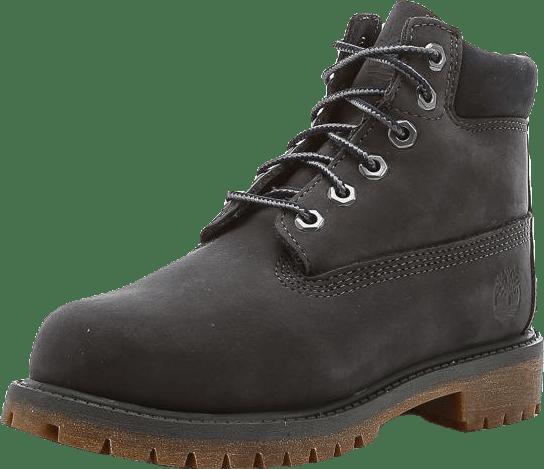 6 Inch Premium WP Boot Kid 32-35 Grey