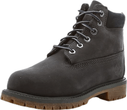 6 Inch Premium WP Boot Kid 32-35 Grey