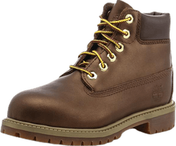 6 Inch Premium WP Boot 32-35 Brown
