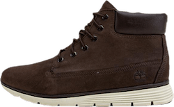 "Killington 6"" Nubuck Jr Brown"