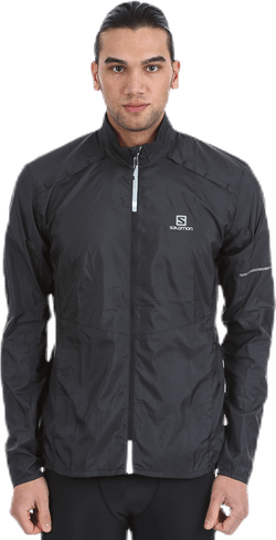Agile Wind Jacket Black