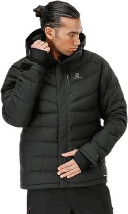 Icetown Jacket Black