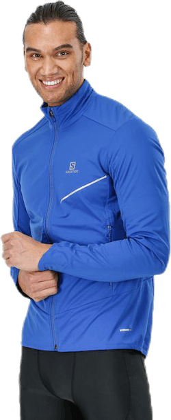 RS Softshell Jacket Blue