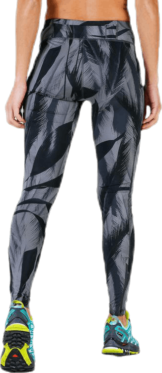 Agile Long Tight Black/Grey