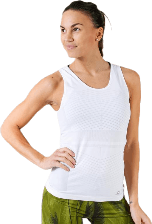 Elevate Move'On Tank White